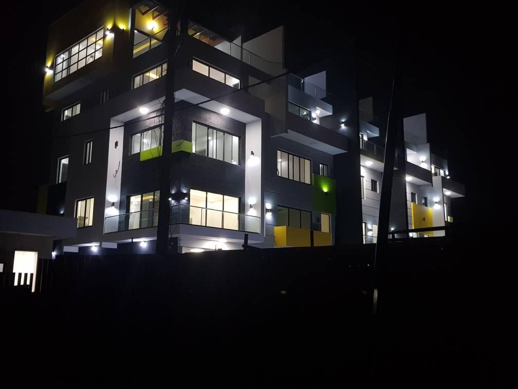La Maisin Terraces Ikoyi